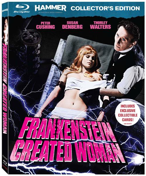Cinema Sunday: Frankenstein Created Woman (1967 ...