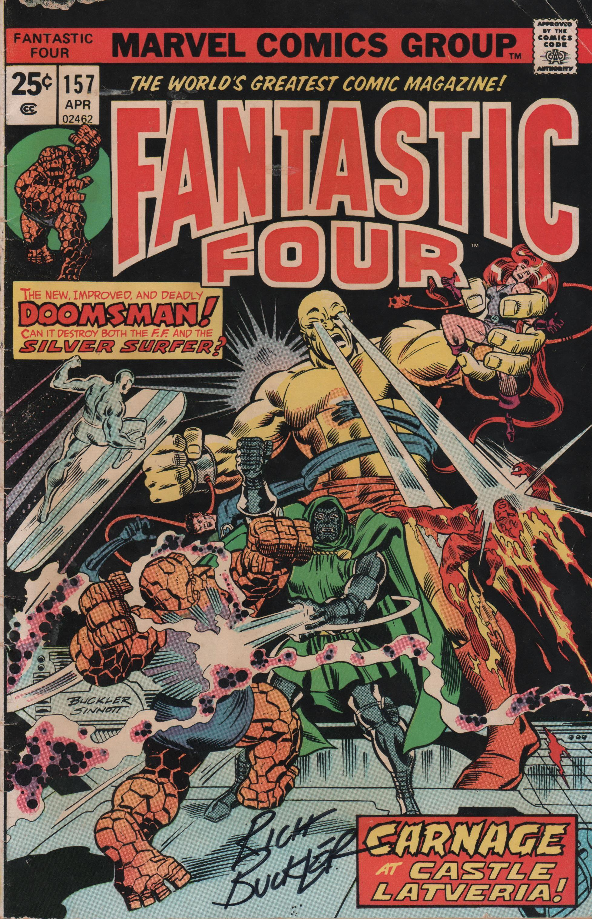 Rich Buckler Marvel39s Unsung Heroes Rich Buckler Magazines and