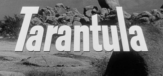 title Jack Arnold Tarantula DVD Review