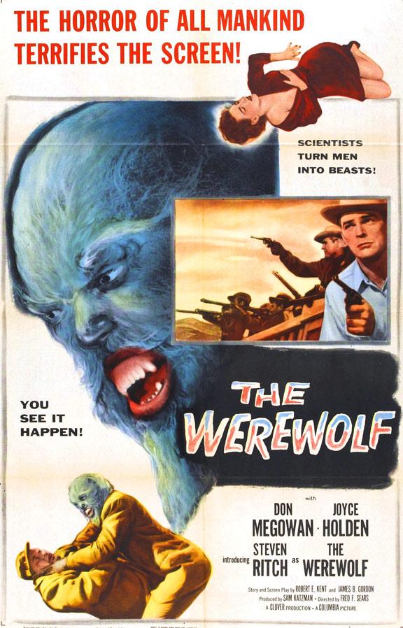 werewolfposter