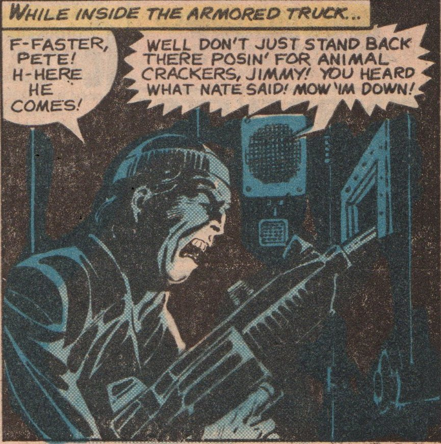 """Ghost Rider Quotes About Life And Death: Ghost Rider 42, 1980 """"The Lonesome Death Of Johnny Blaze"""