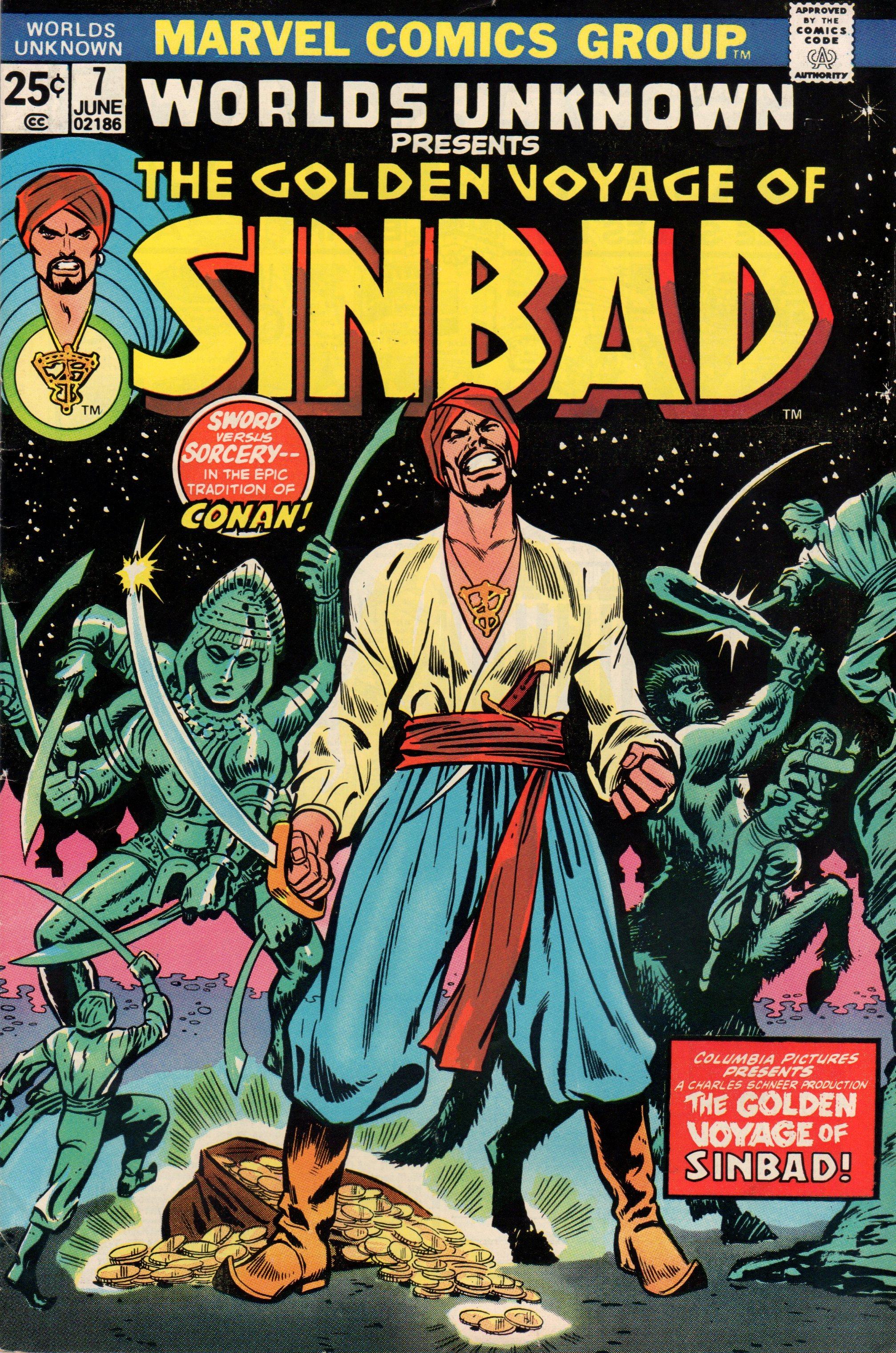 Sinbad golden voyage